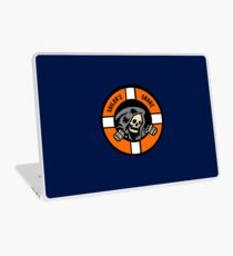 Sailor's Grave - Life Ring Reaper  Laptop Skin