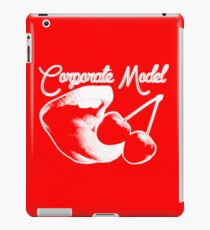 CORPORATE MODEL iPad Case/Skin