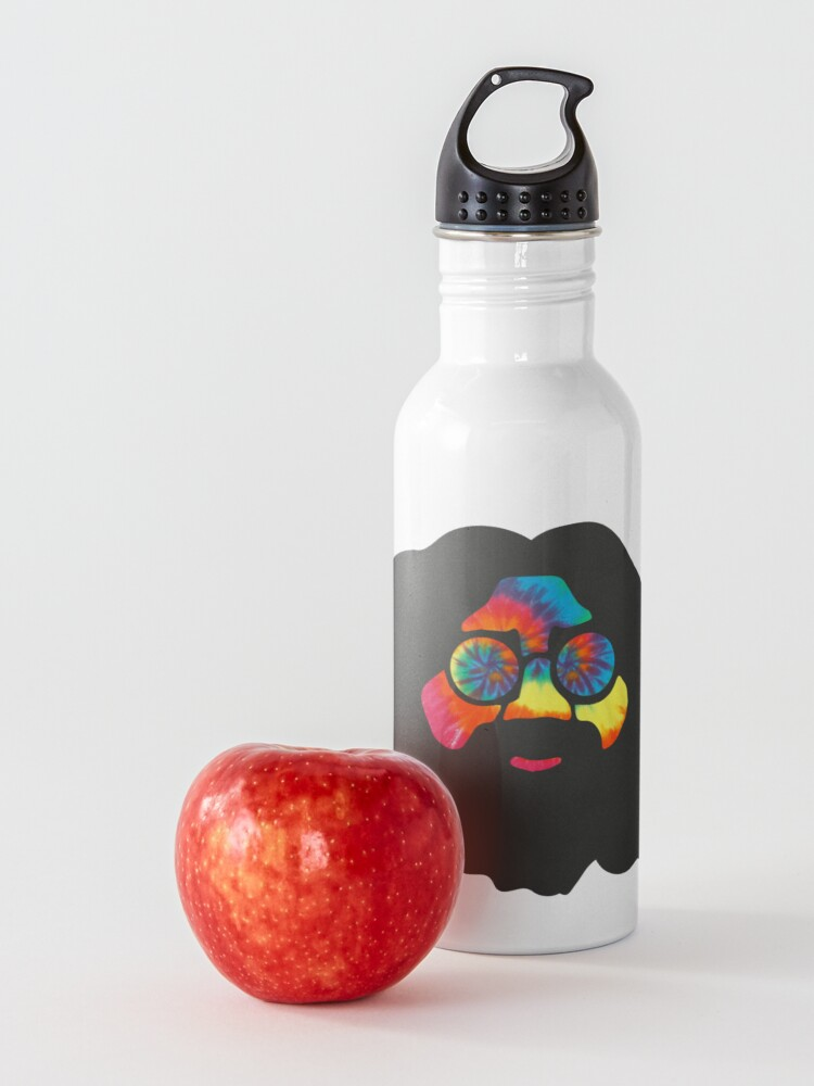 Alternate view of Tie Dye Jerry Water Bottle