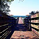 The Dock At Lake George by BobJohnson