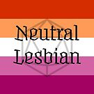 Neutral Lesbian by QueerStitches