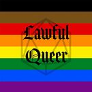 Lawful Queer by QueerStitches