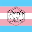 Chaotic Trans by QueerStitches