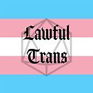 Lawful Trans by QueerStitches