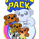 It's Paw Pack! by LloydandtheBear