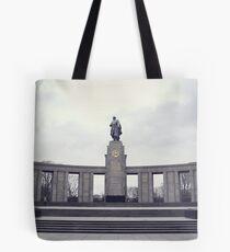Soviet War Memorial (Tiergarten)  Tote Bag