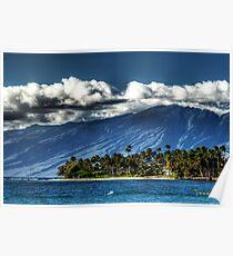 Mount Haleakalā Maui Poster
