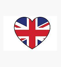 British at Heart....ROUND 2 Photographic Print