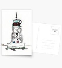 Coffee Buoy Postcards