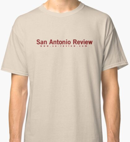 San Antonio Review with URL Classic T-Shirt