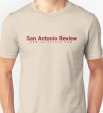 San Antonio Review with URL Slim Fit T-Shirt