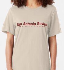 San Antonio Review with URL Slim Fit T-Shirt