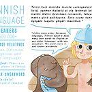 Finnish language by Titta Lindström