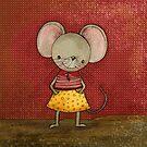 Mouse Danooshka by Rencha