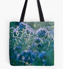Fairy - tale  blue & blue  flax.  by Brown Sugar, Views (818)  . Dziękuję !!!! tvm..cu18r ! Tote Bag