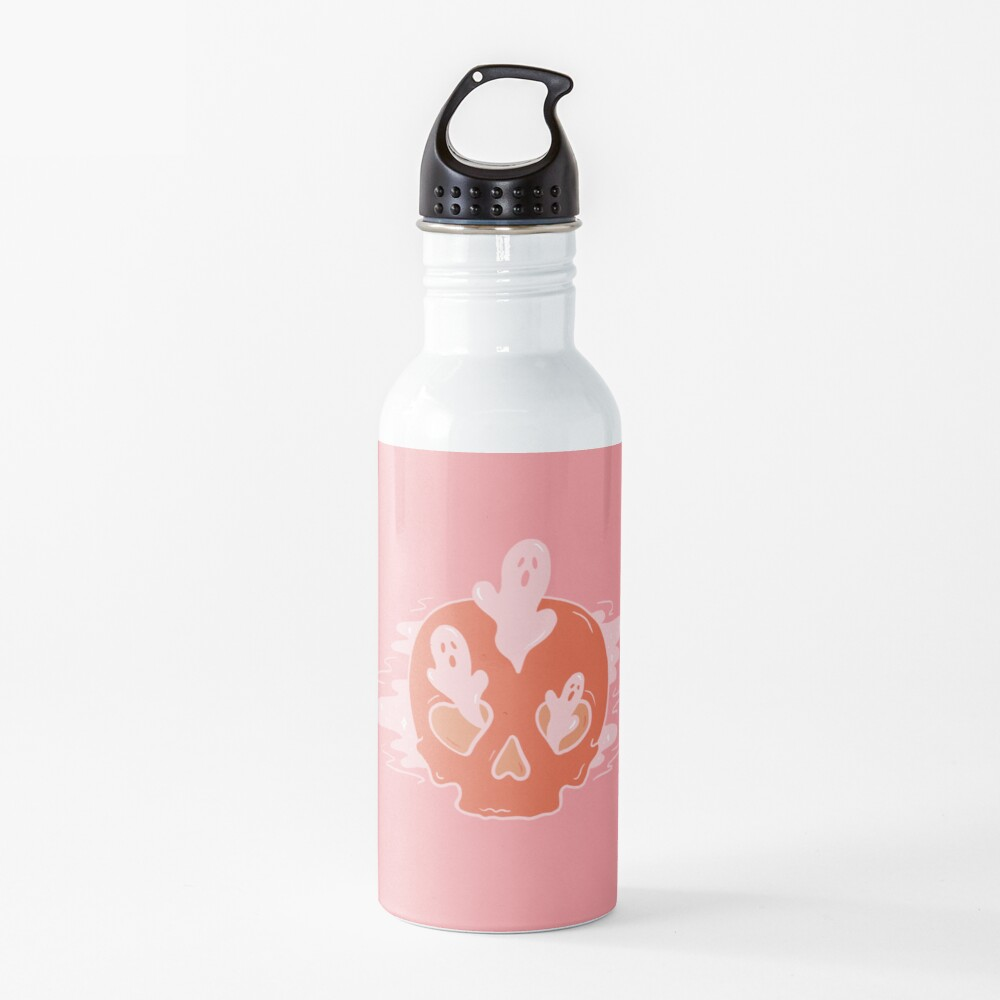 Spooks and Skull Water Bottle