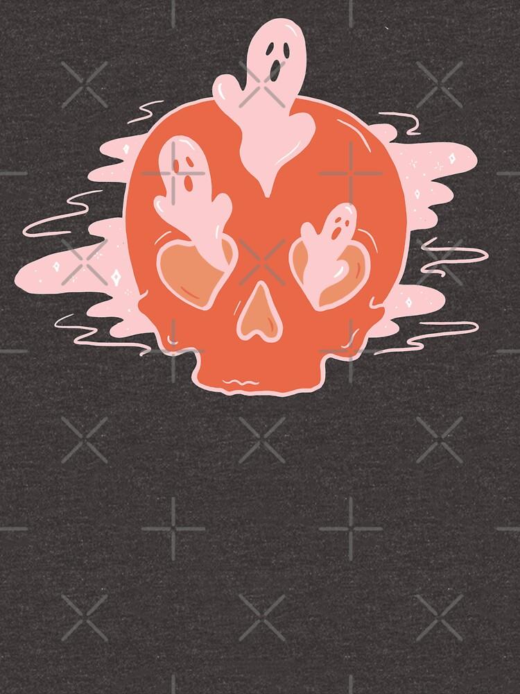 Spooks and Skull by doodlebymeg