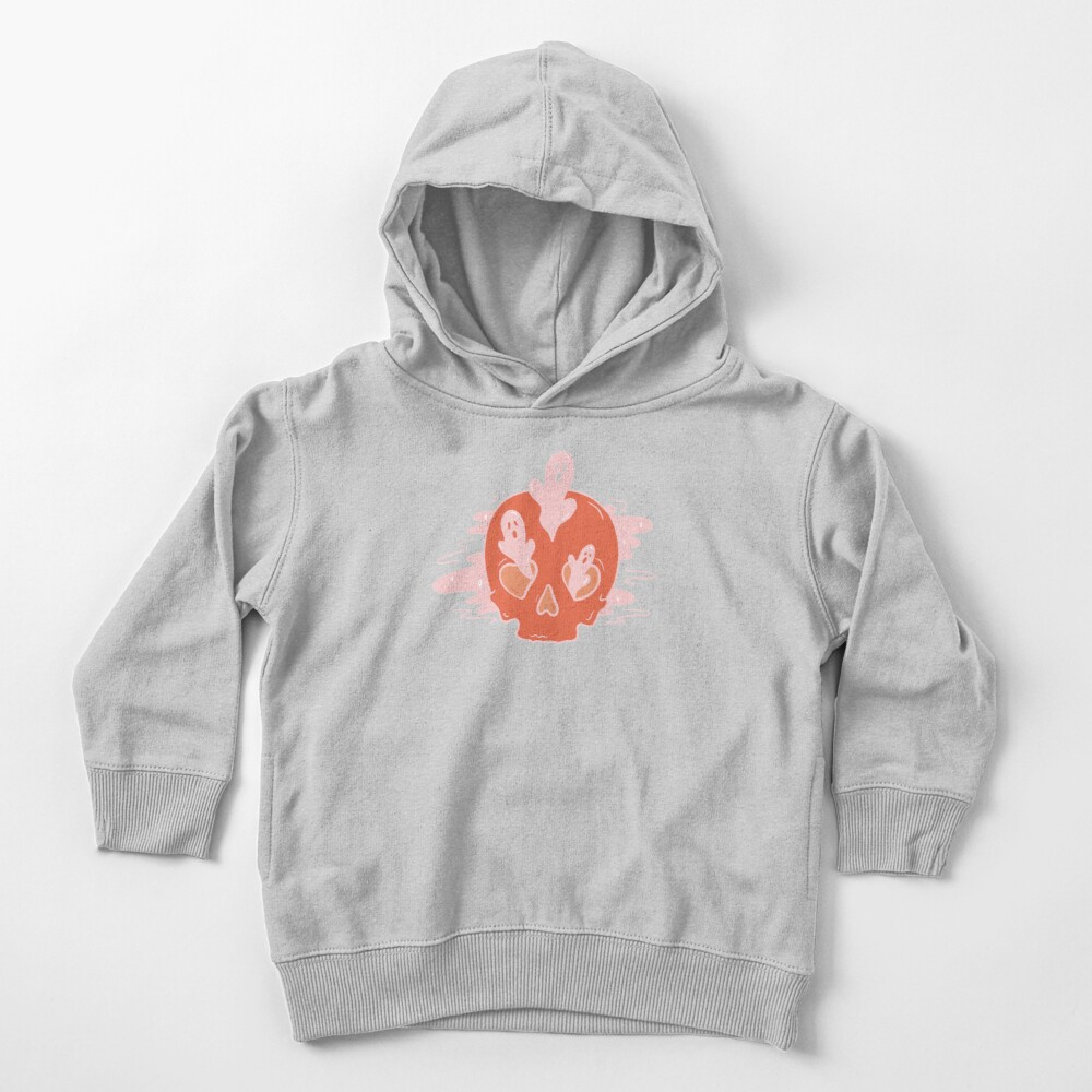Spooks and Skull Toddler Pullover Hoodie