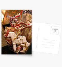 Noël Magique Postcards