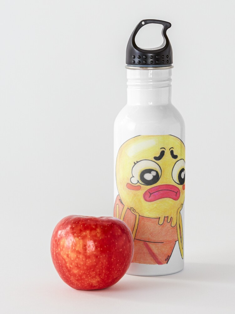 Alternate view of Sad Sarah the amazing world of gumball Water Bottle