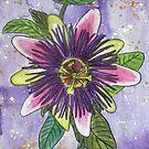 Passionflower III by Alexandra Felgate