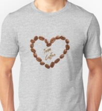 TEAM COFFEE Unisex T-Shirt