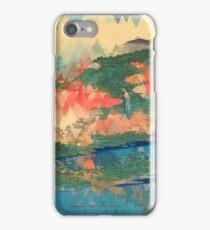 ⟁ v a n t   C o e u r - Iga Province, Ueno Village -REMIX- iPhone Case/Skin
