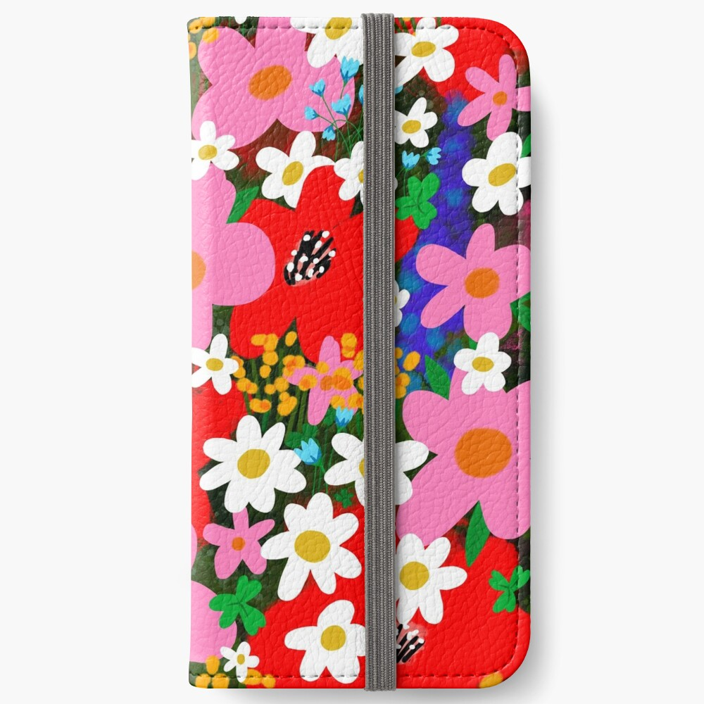 Flower Power! iPhone Wallet