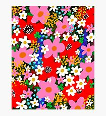 Flower Power! Photographic Print