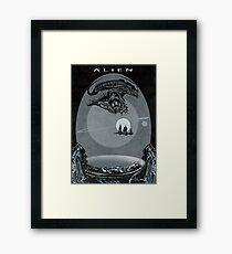 Alien 1979 I Framed Print