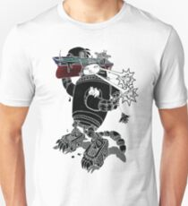 Tankers gotta go! Citycrusher's mission Unisex T-Shirt