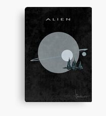 Alien 1979 IV Canvas Print