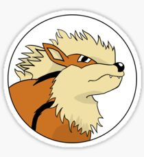 Pokemon Arcanin Sticker