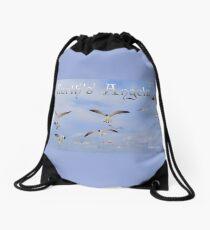 Earth's Angels Drawstring Bag