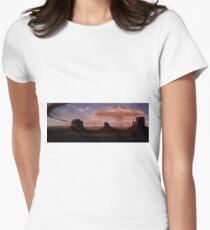 Mesa Port Women's Fitted T-Shirt