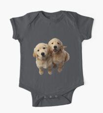 Puppies! Sale!!! One Piece - Short Sleeve