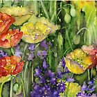 Poppies by Tania Richard