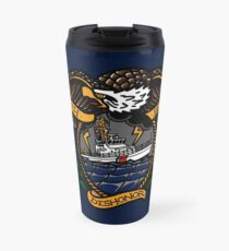 Death Before Dishonor - CG 87 WPB Travel Mug