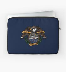 Death Before Dishonor - CG 87 WPB Laptop Sleeve