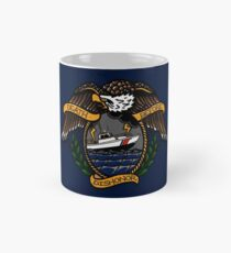 Death Before Dishonor - CG 41 UTB Classic Mug