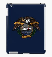 Death Before Dishonor - CG 41 UTB iPad Case/Skin