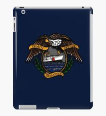 Death Before Dishonor - CG FRC iPad Case/Skin