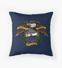 Death Before Dishonor - CG FRC Throw Pillow