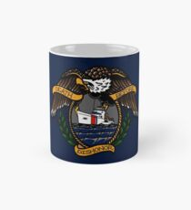 Death Before Dishonor - CG 210 Classic Mug