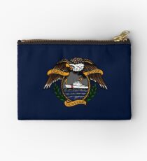 Death Before Dishonor - CG 110 WPB Zipper Pouch