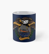 Death Before Dishonor - CG 25 RB-S Classic Mug