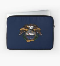 Death Before Dishonor - CG NSC Laptop Sleeve
