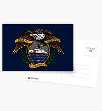 Death Before Dishonor - CG NSC Postcards