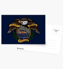 Death Before Dishonor - CG 45 RB-M Postcards
