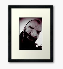 Thither  Framed Print